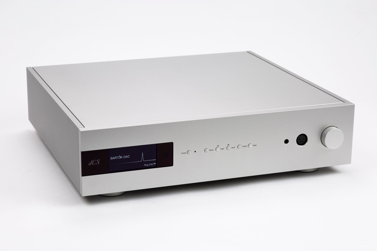 New(s)!: Meet the dCS Bartók Upsampling Network DAC – Twittering