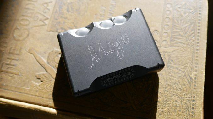 Review: Chord Mojo Portable DAC/Headphone Amplifier
