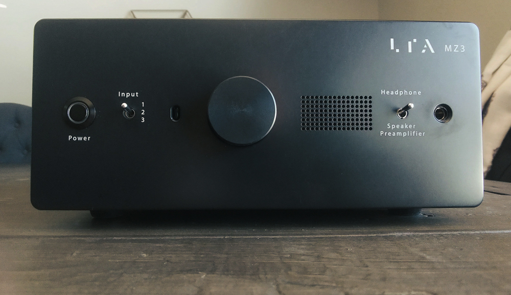 Review: Linear Tube Audio MZ3 – Twittering Machines